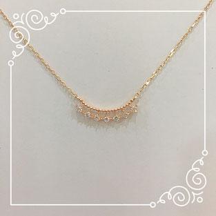 Cheravir ネックレス ダイヤモンド